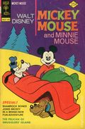 Mickey Mouse (1941-90 Dell/Gold Key/Gladstone) Mark Jewelers 151MJ