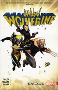 All New Wolverine TPB (2016- Marvel) 2-1ST