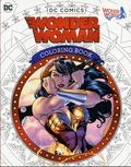 DC Comics Wonder Woman Coloring Book SC (2016 Insight Editions) 1-1ST