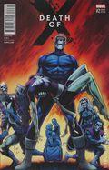 Death of X (2016 Marvel) 2C