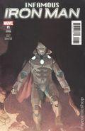 Infamous Iron Man (2016) Now 1B