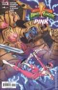 Mighty Morphin Power Rangers Pink (2016) 4A