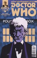 Doctor Who The Third Doctor (2016 Titan) 2C