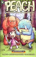 Peach and the Isle of Monsters (2016 ActionLab) 2016 Halloween Comicfest 2016