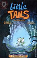 Little Tails on Halloween (2016 Magnetic Press) 2016 Halloween Comicfest 1