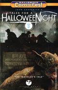 John Carpenter's Tales for a HalloweeNight (2016 Storm King) 2016 Halloween ComicFest 2016