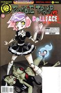 Zombie Tramp vs. Dollfaced Witch Hunter (2016 Action Lab) 2016 Halloween ComicFest 1