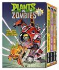Plants vs. Zombies HC Box Set (2015 Dark Horse) SET#2