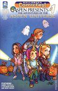 Aspen Presents The Adventures of the Aspen Universe (2016 Aspen) Halloween Comic Fest 1