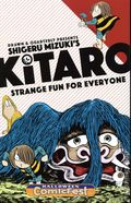 Kitaro Strange Fun for Everyone (2016 Drawn and Quarterly) 2016 Halloween ComicFest 1