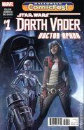 Star Wars Darth Vader Doctor Aphra (2016 Marvel) 2016 Halloween ComicFest 1