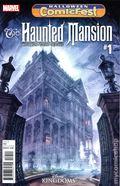 Haunted Mansion (2016 Marvel) 2016 Halloween ComicFest 1