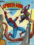 Amazing Spider-Man Coloring Book SC (1983 Marvel Books) 1-1ST