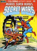 Marvel Super Heroes Secret Wars Coloring Activity Book SC (1984 Marvel Books) 1A-1ST