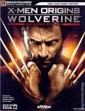 X-Men Origins Wolverine SC (2009 BradyGames Official Strategy Guide) Uncaged Edition 1-1ST