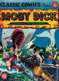 Classics Illustrated 005 Moby Dick (1942) 1A