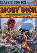 Classics Illustrated 005 Moby Dick (1942) 2