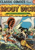 Classics Illustrated 005 Moby Dick (1942) 5