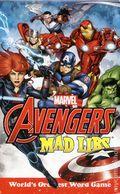 Marvel Avengers Mad Libs SC (2016 Price/Stern/Sloan) 1-1ST