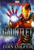 Iron Man The Gauntlet HC (2016 A Marvel Press Novel) 1-1ST