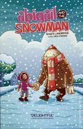 Abigail and the Snowman TPB (2016 KaBoom) 1-1ST