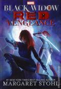 Black Widow Red Vengeance HC (2016 A Marvel Novel) 1-1ST