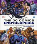 DC Comics Encyclopedia HC (2016 DK All-New Edition) The Definitive Guide to the Characters of the DC Universe 1-1ST