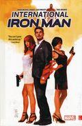International Iron Man HC (2016 Marvel) 1-1ST
