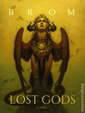 Lost Gods HC (2016 HarperCollins) By Brom 1-1ST