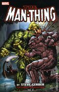 Man-Thing TPB (2015-2016 Marvel) By Steve Gerber The Complete Collection 2-1ST