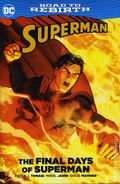Superman The Final Days of Superman HC (2016 DC) 1-1ST