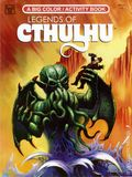 Legends of Cthulhu SC (2016 Warpo Toys) A Big Color/Activity Book 1-1ST