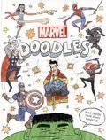 Marvel Doodles SC (2016 Marvel Press) 1-1ST