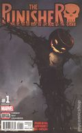 Punisher (2016 11th Series) Annual 1A