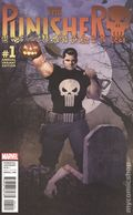 Punisher (2016 11th Series) Annual 1B