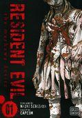 Resident Evil The Marhawa Desire GN (2014-2015 Viz Digest) 1-REP