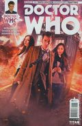 Doctor Who The Tenth Doctor (2015) Year Two 15B