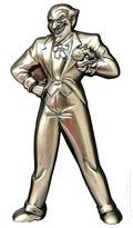 Batman The Animated Series The Joker Metal Bottle Opener (2016 Diamond Select) ITEM#1