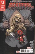 Deadpool (2015 4th Series) 21A