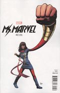 Ms. Marvel (2015 4th Series) 12C