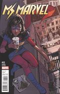 Ms. Marvel (2015 4th Series) 12D