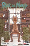Rick and Morty (2015 Oni Press) 19A