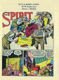 Spirit Weekly Newspaper Comic (1940-1952) Feb 11 1945