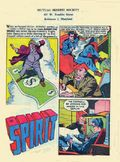Spirit Weekly Newspaper Comic (1940-1952) Feb 18 1945