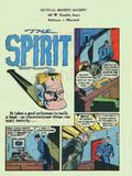 Spirit Weekly Newspaper Comic (1940-1952) Feb 4 1945
