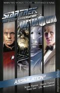 Star Trek The Next Generation/Doctor Who: Assimilation-2 TPB (2012 IDW) Assimilation Squared 1-REP