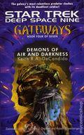 Star Trek Deep Space Nine Demons of Air and Darkness PB (2001 Pocket Novel) Gateways: Book 4 1-1ST