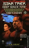 Star Trek Deep Space Nine Time's Enemy PB (1996 Pocket Novel) Invasion: Book 3 1-1ST
