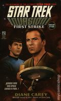 Star Trek First Strike PB (1996 Pocket Novel) Invasion: Book 1 1-1ST