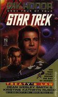 Star Trek Day of Honor PB (1997 Pocket Novel) 4-1ST